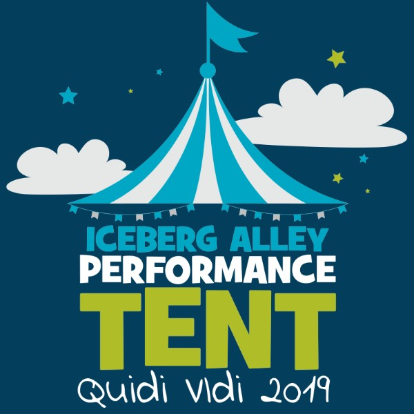 Iceberg Alley Performance Tent 2019 in Quidi Vidi, NL from Thu Sep 12 to Sat Sep 21 2019