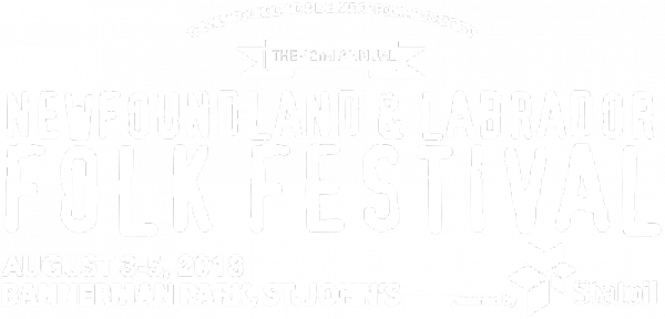 2018 Newfoundland & Labrador Folk Festival from Fri Aug 3 to Sun Aug 5, 2018